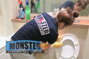 Monster Cleaning East London